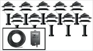 Installing Low Voltage Landscape Lighting Low Voltage Led Landscape Lighting Home Depot Home Depot Outdoor