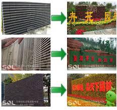 gardening wall felt eco friendly vertical garden green wall view