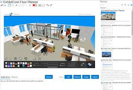 exhibitcore floor planner free and exhibitcore floor planner integration with flamory