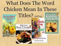 what does the word cuisine denotation and connotation ppt