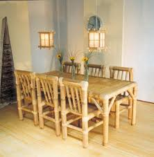 Dining Room Table Sets Cheap Bamboo Cheap Dining Room Table Sets The Most Bamboo Dining Table