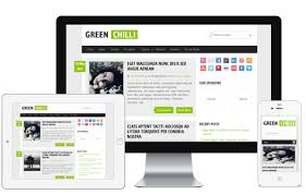 greenchili free wordpress theme for bloggers mythemeshop