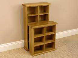 Oak Dvd Storage Cabinet Rustic Cabinet Dvd Childcarepartnerships Org