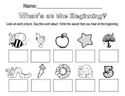 lang arts beginning sounds lessons tes teach
