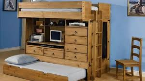 Bunk Bed With Dresser Incredible Bunk Bed Dresser Set Lulu Bunk Bed Bedroom Set