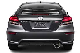 honda civic rear 2014 honda civic reviews and rating motor trend