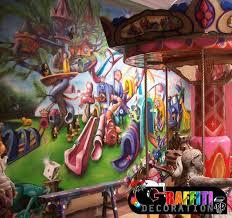 graffiti chambre chambre enfants graffiti child room by graffitidecoration on