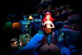 sea journey mermaid