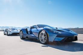american supercar driving the ford gt america u0027s fastest supercar the verge