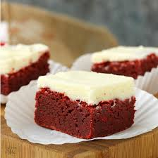 outrageous red velvet brownies call me pmc