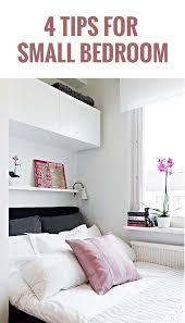 small bedroom tips 4 tips for small bedroom viskas apie interjerą