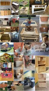 Recycle Kitchen Cabinets by Creative Ways To Recycle Used Shipping Pallets Recycled Things