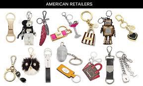 chic u0026 affordable designer keychains hollywood 2 holland