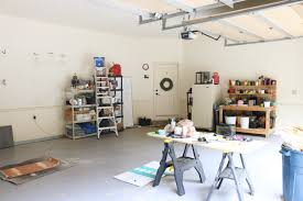 Building A Garage Workshop by Garage Workshop U0026 Gym The Reveal Bower Power