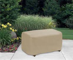 Waterproof Patio Furniture Covers by Patio Furniture Covers Outdoor Waterproof Ottoman Cover 25 U201dl 32 U201dw