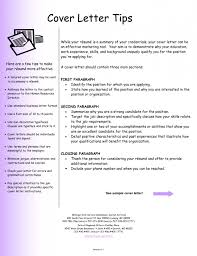 cover letter layout best way to write a formal cv resume template exle