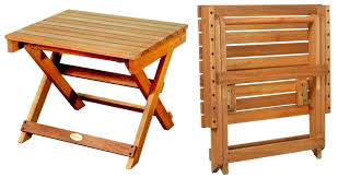 folding outdoor side table patio ideas small wood outdoor table and chairs small wood patio