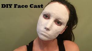 Diy Halloween Makeup Effects by Diy Face Cast For Special Fx Makeup Youtube