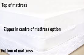 Mattress Cover Bed Bugs Organic Bedroom Mattress Encasement Cover Waterproof Bed Bug