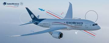 Press Advertising Aeromexico Multi Format Aeromexico Cargo