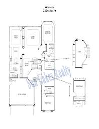 San Gabriel Mission Floor Plan by Sun Lakes Floor Plans Sun Lakes Realty