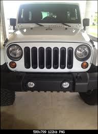 Rugged Ridge Grille Inserts Jeep Jk Grill Insert Opinions Needed Jeep Wrangler Forum