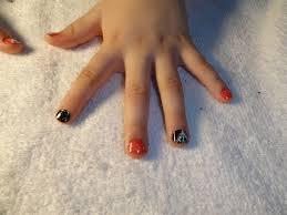 little girls halloween nails nail art gallery