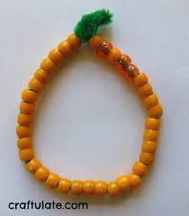 cleaner and straw bracelets fine motor fridays