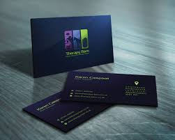 Massage Therapy Business Cards Business Card Mock Up For Therapy Barn Human And Equine Massage