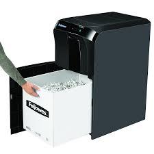 amazon com fellowes automax 500cl 500 sheet cross cut auto feed