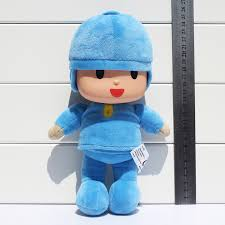 film kartun untuk anak bayi 10 26cm pocoyo pocoyo mainan spanyol film kartun anak kecil warna