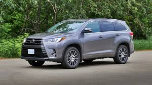 2017 toyota highlander xle test drive review