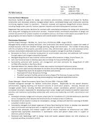 program manager resume examples awesome contract it project manager resume ideas office resume facilities project manager resume free resume example and