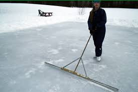 Backyard Rink Liner by Make A Cheap Backyard Ice Skating Rink 8 Steps With Pictures