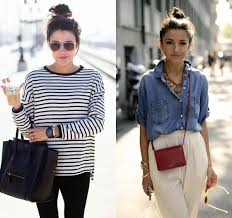 street style high top knots worthy to be taken to runways