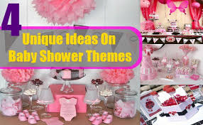 unique baby shower exciting baby shower themes for a baby girl unique ideas on baby
