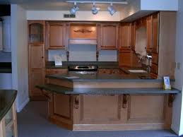 Installing Base Cabinets On Uneven Floor How To Install Kraftmaid Base Cabinets Ehow