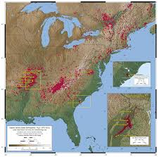 Washington State Earthquake Map by Hazards Earthquake Map Of America That Will Make You Think Again