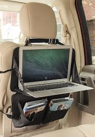 Auto Laptop Desk by Foldable Travel Car Laptop Holder Tray Bag Trunk Storage