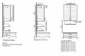 hauteur meuble haut cuisine hauteur meuble haut cuisine hauteur meuble cuisine cuisine en image