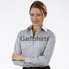 womens eagle dress shirts 13v0124 100 cotton non iron pinpoint