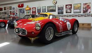 maserati truck on 24s 1954 maserati a6 gcs chassis 2069 all original race car on my