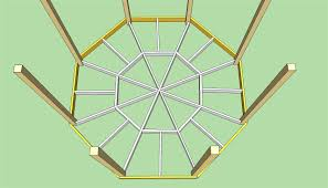 octogon deck plans evolveyourimage
