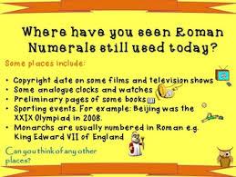 roman numerals by mrs j u0027s resource creations teachers pay teachers