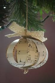Music Note Christmas Tree Ornament by 25 Best Sheet Music Ornaments Ideas On Pinterest Sheet Music