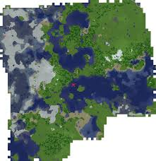 Biome World Map by Minecraft How To Get A Large Ocean Map Is It Even Possible