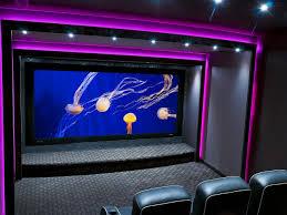 Home Cinema Interior Design Cool Basement Home Cinema Cool Home Design Modern And Basement