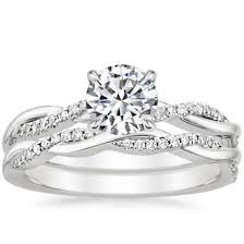 engagement and wedding ring set bridal sets wedding ring sets brilliant earth