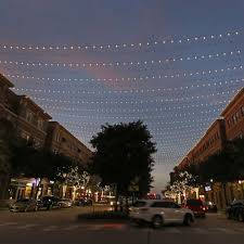 Winter Lane Light Flurries by Christmas In The Square Frisco Square In Frisco Guidelive