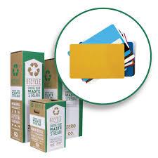 plastic cards zero waste box terracycle